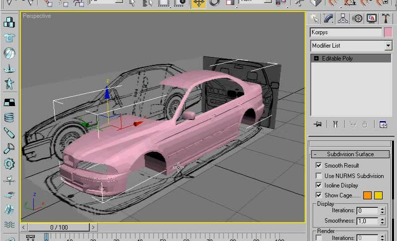 Программа Создания 3D Изображений